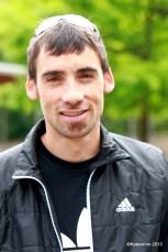 Adidas Trail Running, Luis Alberto Hernando en Haria Extreme