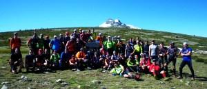 Gran Trail Peñalara 2013: Entrenamiento guiado a la Cresta de Claveles.