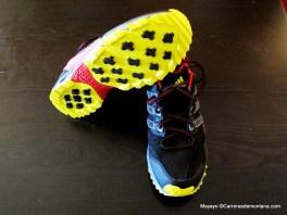 zapatillas trail adidas kanadia 5
