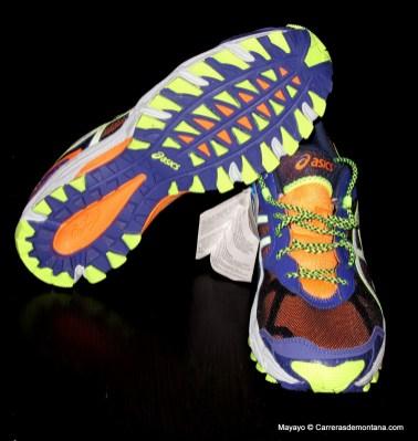 zapatillas trail asics gel fuji attack 2