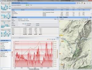 entrenamiento de trail Imagen-9-Vista-de-actividad-diaria-entrenamiento-en-Penalara-con-grafica-de-frecuencia-cardiaca-y-elevacion