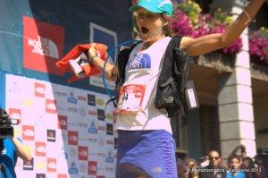 UTMB 2013: Rory Bosio campeona y record femenino histórico.