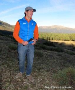cross cuerda larga 2013. ignacio cañizares, diretor de carrera