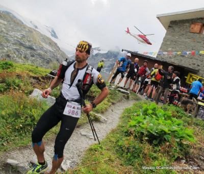 Corredores de Montaña: Arnau Julia en Tor des Geants 2013