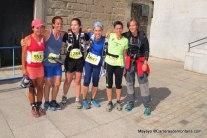 guadarrama trail race 2013 fotos mayayo carrerasdemontana.com bandoleras en meta 2