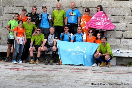 guadarrama trail race 2013 fotos mayayo carrerasdemontana.com los locos del cerro en meta