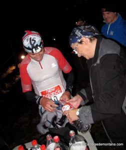 Pedro Bianco en los 90k Desafío Cantabria: la semana despues de ganar los 97k de Guadarrama Trail.