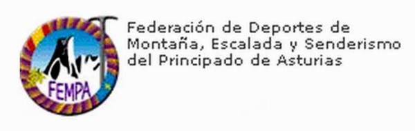 logo FEMPA carreras montaña asturias 2014