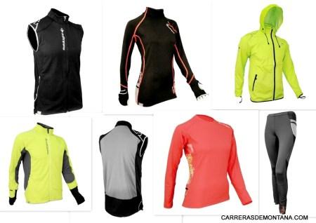 Raidlight: Novedades material trail running ropa invierno 13/14