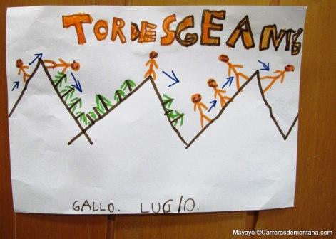 Tor des Geants: Volver a ser un niño, jugando en las montañas.