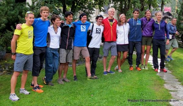 Mountain Ultra trail Runners: Veteranos y noveles del mundillo en la Matterhorn Ultraks