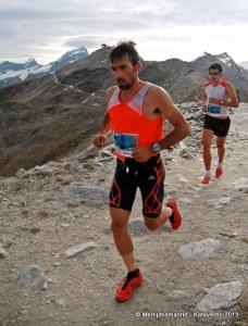 Luis Alberto Hernando, exito en el salto al ultra trail 2013.