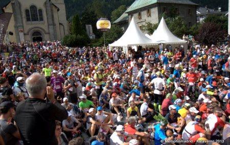Ultra trail mont Blanc 2014 corredores de montaña