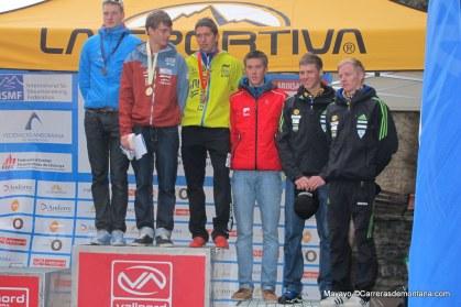 esqui de montaña Skimo Europeo Andorra 2014 vertical race (54)