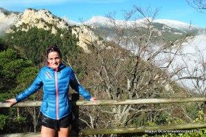 corredores de montaña: judti franch en queralt entrevistada por mayayo