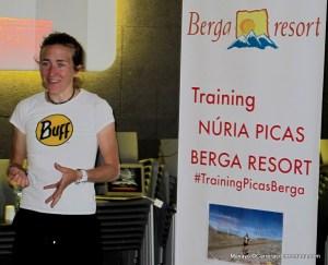 nuria picas en training picas berga 13-14mar