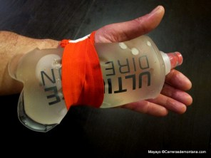 Hidratación: Botellas blandas trail running Ultimate Direction
