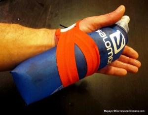 Hidratación: Botellas blandas trail running Salomon