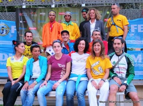 Foto CSP115 Favoritos de carrera. Foto: Mayayo.