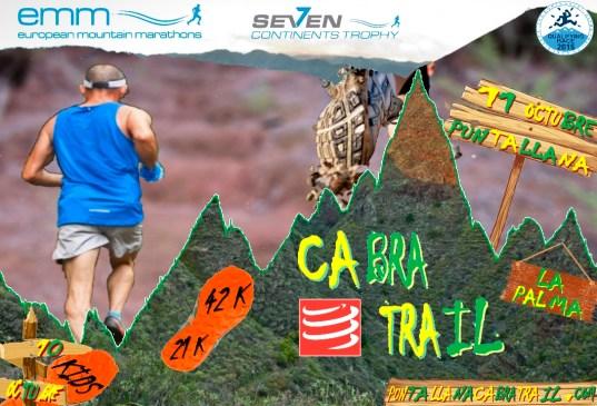 Carreras Montaña Canarias: Cabra Trail 11OCT 2014. 21k-42k.