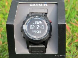 Garmin Fenix 2 reloj gps Foto: mayayo