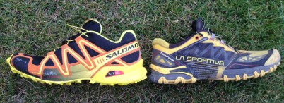 La Sportiva Bushido vs Salomon Speedcross