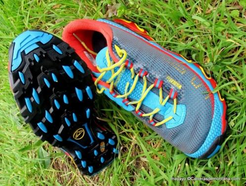 zapatillas la sportiva wildcat 3 foto mayayo