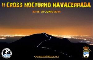 Cross Nocturno Navacerrada 2014