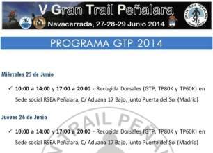 Programa GTP 25 y 26 Junio