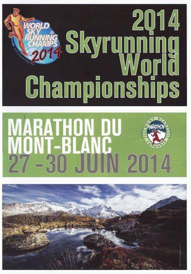 Mundial Skyrunning 2014 Chamonix
