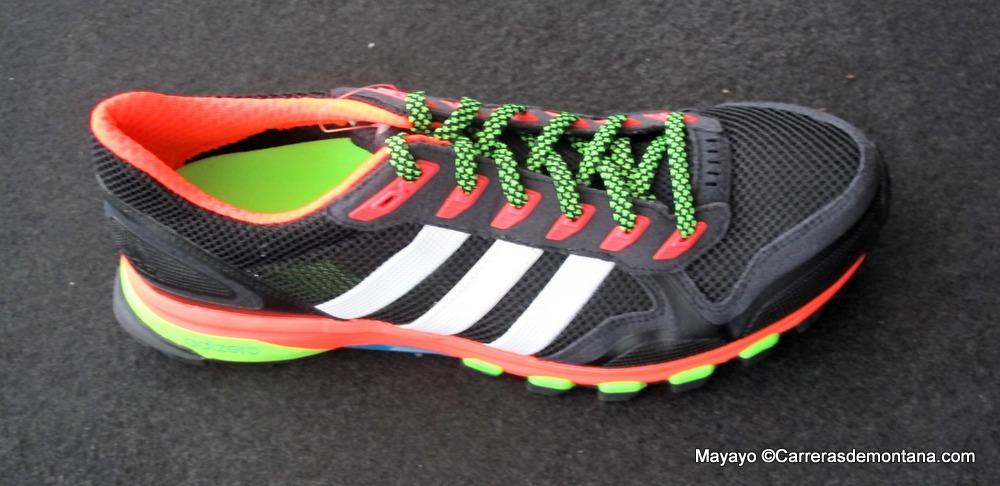 zapatillas de trail running adidas
