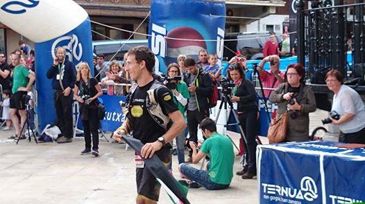 Ehunmilak 2014: Campeón Javi Domínguez Ledo
