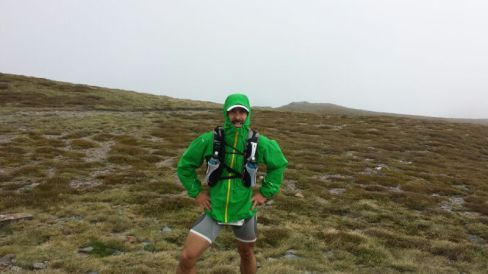 chaqueta trail haglofs lim proof jacket