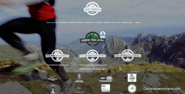 Madrid-trail 2014 (10-11Oct) Tres carreras de montaña 21k-41k-68k