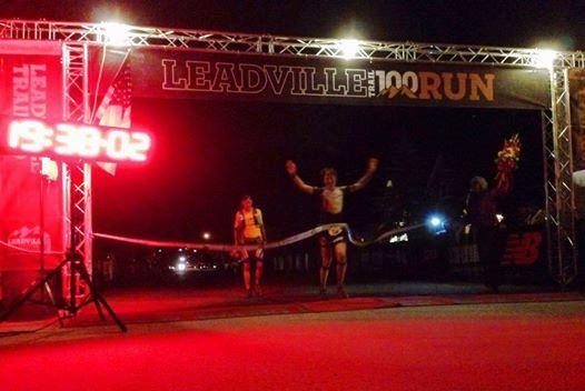 Emma Roca campeona Leadville 100 miles trail. Foto Leadville Race Series.