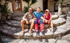 franesca rinato y mayayo en buff epic trail