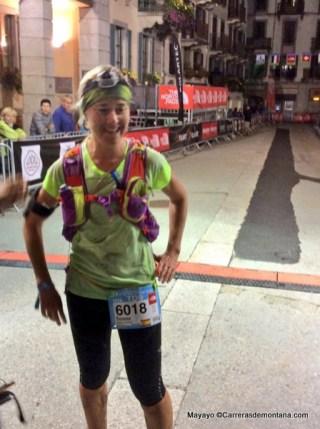 Teresa Nimes, campeona TDS14