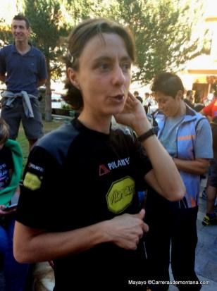 Lisa Borzani, favorita salida TDG14