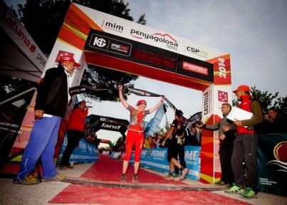 Spain Ultra Cup Silvia Trigueros en CSP115. Foto jcdfotografía - Kataverno.com