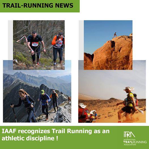 Trail running como deporte olímpico