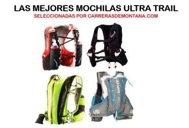 Las mejores Mochilas ultra trail 2014