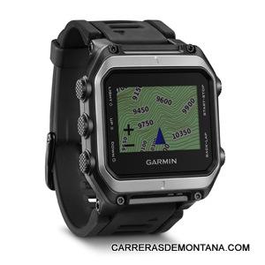 Garmin Epix reloj gps fotos 2