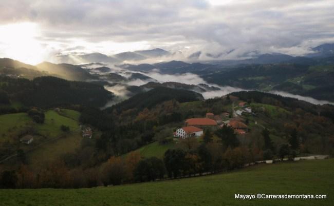Marimurumendi: Una maratón de montaña para gozar del Goierri.
