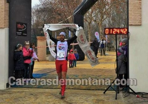 Trail running Madrid: José Irurozqui gana el Cross del serrucho por tercera vez