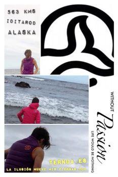 Ternua apoya a Susana en su Iditarod trail 565k