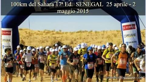Los 100km del sahara 2015 en Senegal, por Zitoway.