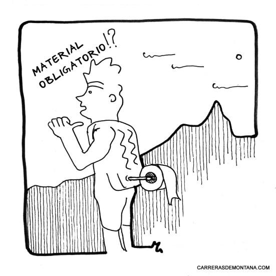 Carreras de montaña con humor y amor: