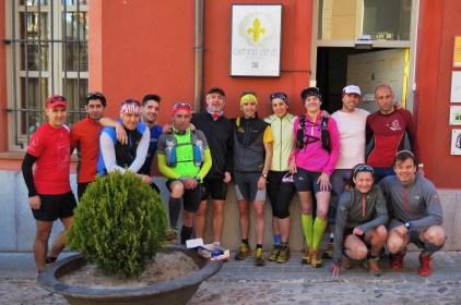 Etrenamiento trail running: Salida práctica hacia Peñalara.