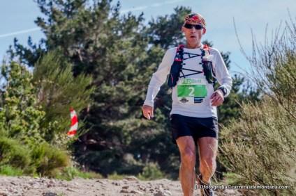 John Tidd en carrera