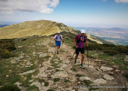 Entrenamiento Trail Running. Doble cuerda Larga (37k/D+2300m)